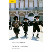 Level 2. The Three Musketeers Book and MP3 Pack - Alexandre Dumas
