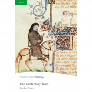 Level 3. Canterbury Tales Book and MP3 Pack - Geoffrey Chaucer