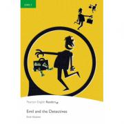 Level 3. Emil and the Detectives - Erich Kastner