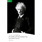 Level 3. Jim Smiley and his Jumping Frog and Other Stories Book - Mark Twain