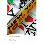 Level 3. New York Book and MP3 Pack - Vicky Shipton