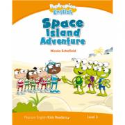 Level 3: Poptropica English Space Island Adventure - Nicola Schofield