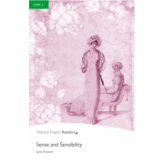 Level 3. Sense and Sensibility Book and MP3 Pack - Jane Austen