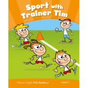 Level 3: Sport with Trainer Tim CLIL - Maria Luisa Iturain