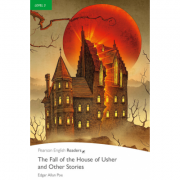 Level 3. The Fall of the House of Usher and Other Stories Book and MP3 Pack - Edgar Allan Poe
