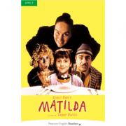 Level 3: Matilda Book & MP3 Pack - Roald Dahl