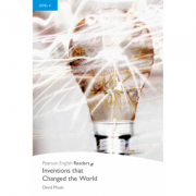 Level 4. Inventions that Changed the World Book and MP3 Pack - David Maule