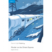 Level 4: Murder on the Orient Express Book and MP3 Pack - Agatha Christie