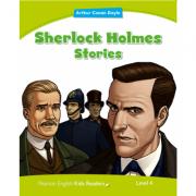 Level 4. Sherlock Holmes Stories - Andrew Hopkins
