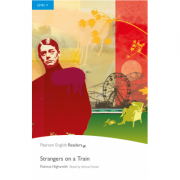 Level 4. Strangers on a Train Book and MP3 Pack - Patricia Highsmith
