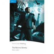 Level 4: The Bourne Identity - Robert Ludlum