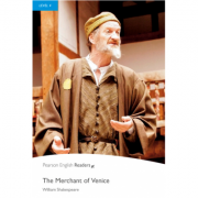 Level 4: The Merchant of Venice Book and MP3 Pack - William Shakespeare
