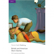Level 5: British and American Short Stories Book and MP3 Pack - D. H. Lawrence