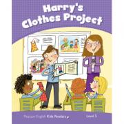 Level 5. Harrys Clothes Project CLIL - Marie Crook