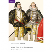 Level 5: More Tales from Shakespeare Book and MP3 Pack - Mary Lamb
