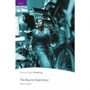 Level 5. The Bourne Supremacy - Robert Ludlum