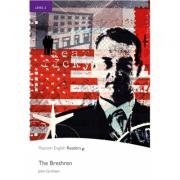 Level 5. The Brethren Book and MP3 Pack - John Grisham