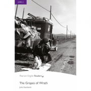 Level 5. The Grapes of Wrath Book and MP3 Pack - John Steinbeck