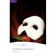 Level 5. The Phantom of the Opera Book and MP3 Pack - Gaston Leroux