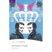 Level 5. The Prisoner of Zenda Book and MP3 Pack - Anthony Hope