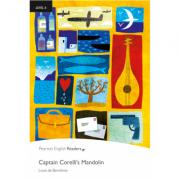 Level 6: Captain Corellis Mandolin - Louis de Bernieres