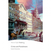 Level 6. Crime and Punishment Book and MP3 Pack - Fyodor Dostoyevsky