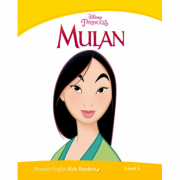 Level 6. Disney Princess Mulan - Paul Shipton