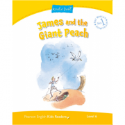 Level 6. James and the Giant Peach - Jocelyn Potter