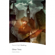 Level 6: Oliver Twist Book and MP3 Pack - Charles Dickens