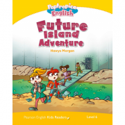 Level 6. Poptropica English Future Island Adventure - Caroline Laidlaw