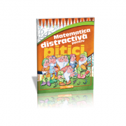 Matematica distractiva pentru pitici - Ed. 2 - Ilinca Neacsu