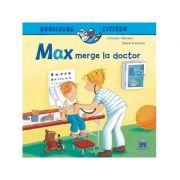 Max merge la doctor. Soricelul cititor - Sabine Kraushaar, Christian Tielmann