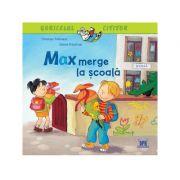 Max merge la scoala. Soricelul cititor - Sabine Kraushaar, Christian Tielmann