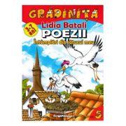 Poezii. Intamplari din satul meu - Lidia Batali