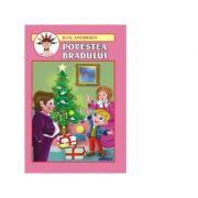 Povestea bradului - carte de colorat - Hans Christian Andersen