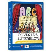 Povestea literelor - Soft educational (clasele I si a II-a)