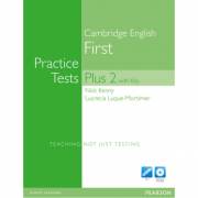 Practice Tests Plus FCE 2 NE without key with Multi-ROM and Audio CD Pack - Lucrecia Luque-Mortimer