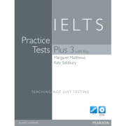 Practice Tests Plus IELTS 3 with Key and Multi-ROM/Audio CD Pack - Margaret Matthews