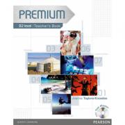 Premium B2 Level Teachers Book/test Master CD-ROM Pack - Joanne Taylore-Knowles