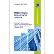 STRENGTHENING ADMINISTRATIVE CAPACITY - Ana-Maria Stavaru