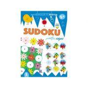 Sudoku pentru copii 1. Antreneaza-ti mintea