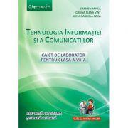 Tehnologia Informatiei si a Comunicatiilor - caiet pentru clasa a VII-a