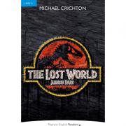 The PLPR4: Lost World: Jurassic Park - Michael Crichton