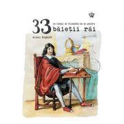 33 de lectii de filozofie de si pentru baietii rai. Colectia savoir-vivre - Alain Guyard