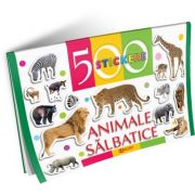 Animale salbatice. 500 stickere