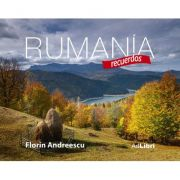 Album Romania Souvenir. Spaniola - Florin Andreescu, Mariana Pascaru
