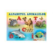 Alfabetul animalelor - Titus Stirbu