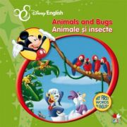 Animals and Bugs. Animale si insecte - Disney