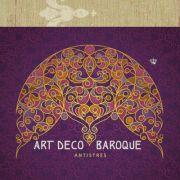 Art deco & Baroque Antistres. Colectia savoir-vivre - Bloc de colorat antistres