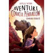 Aventuri la Conacul Penhallow. Comoara pierduta - Holly Webb